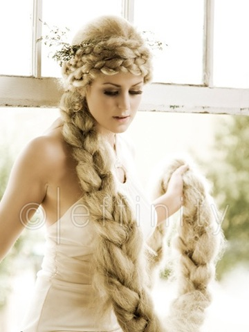 rapunzel long hair hairstyles for prom long hair